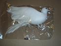 "#1726 WHITE DOVE 9"" EACH"